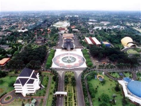 Mini 4 Jakarta tourism taman mini indonesia indah tmii