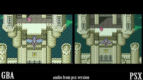 ff spec v gba psx review