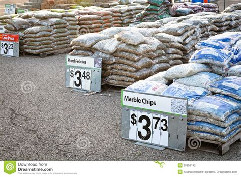 Landscape Rock Bags Home Improvement Shopping Landscaping Editorial