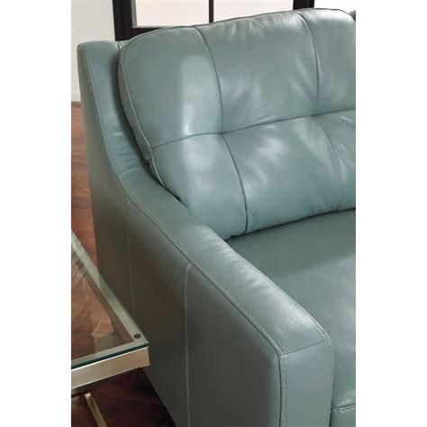 o kean leather sofa ashley signature design o kean 5910338 contemporary