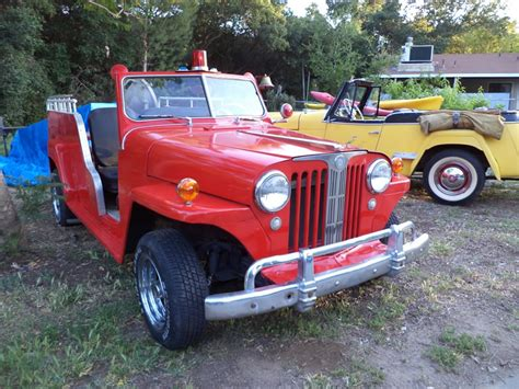 1949 willys jeepster fire police industry vehicles ewillys page 6