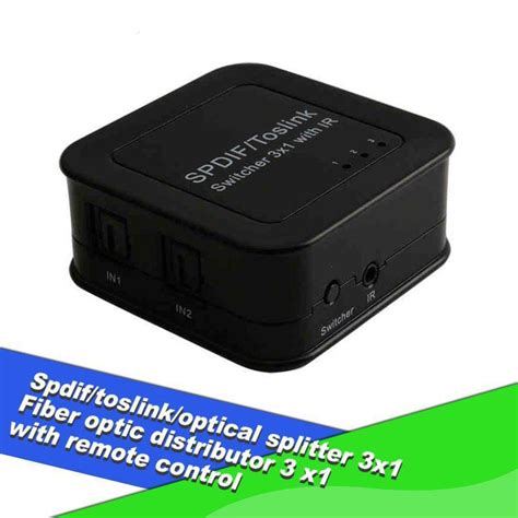 Best Kabel Optic Toslink Switch 3 Port compare prices on optical audio port shopping buy