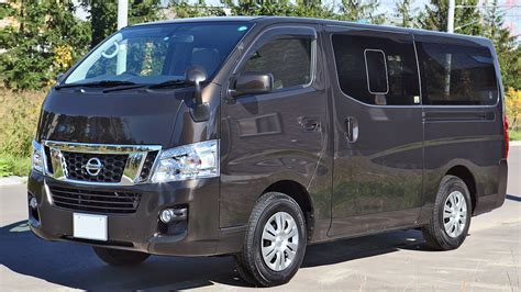nissan family van nissan urvan when vans become family cars