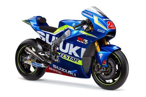 Suzuki Racing Motorcycles Photos Of The 2016 Suzuki Gsx Rr Motogp Race Bike