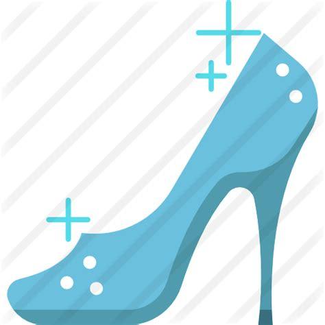imagenes en png de cenicienta zapato de cenicienta iconos gratis de moda