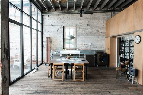 How To Design A Kitchen Pantry by A 107 Year Old Downtown Warehouse Turned Loft Space