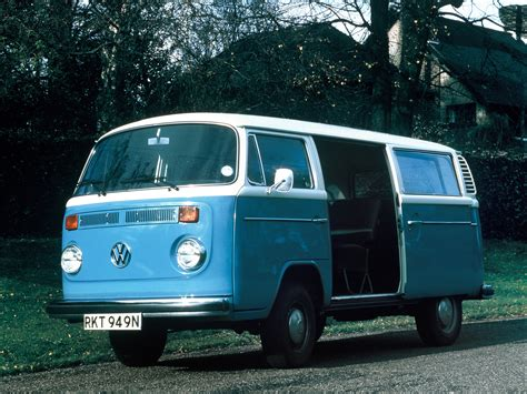 1974 volkswagen bus vw cer van 1974 picture 14464