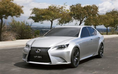 new lexus new lexus is and is f in pipeline thanks to gs motor trend