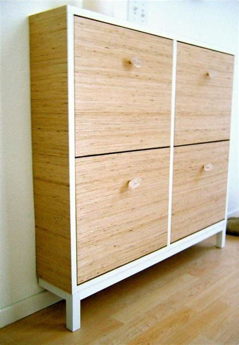 ikea shoe storage hack product inspiration hemnes shoe cabinet confettistyle