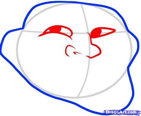 How To Draw A Meme Face - how to draw troll face