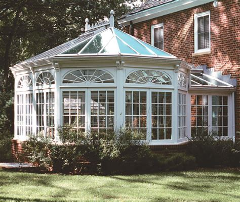 Solarium Attached To House Classic Greenhouses And Conservatories For Houses