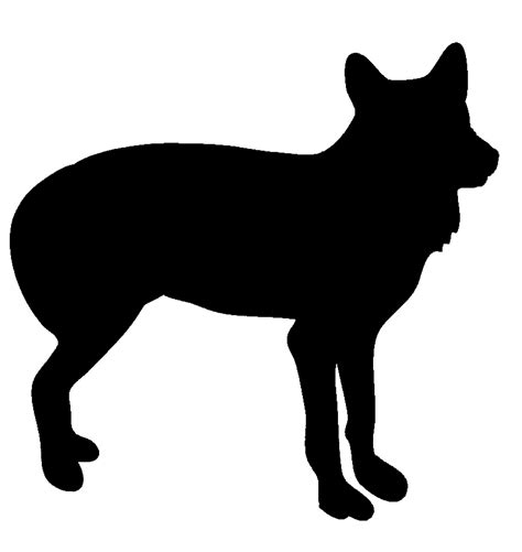 Zoo Animal Wall Stickers animal silhouette silhouette clip art