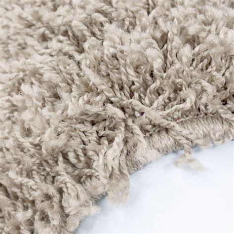 teppiche unifarben einfarbig shaggy hochflor langflor wohnzimmer teppich