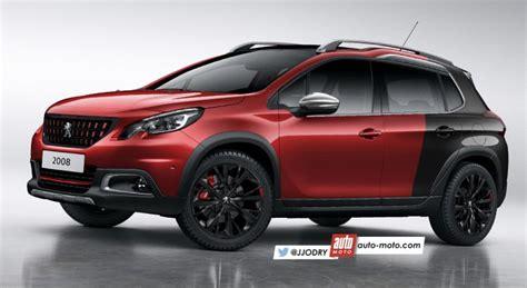 peugeot 4x4 range futures 2016 suv autos post