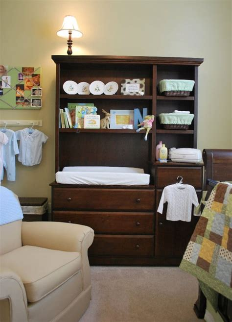 Changing Table Hutch Combo Changing Table Dresser Hutch Bestdressers 2017