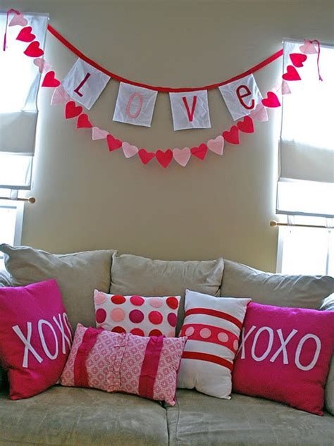 valentines home decorations cool and beautiful decorating ideas for valentine s day