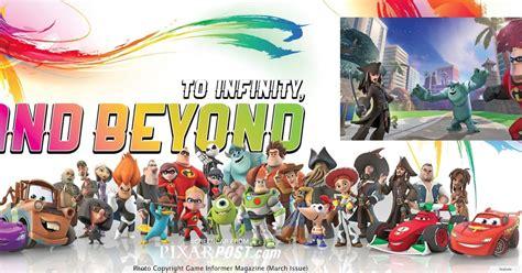 disney infinity new disney infinity new cars characters revealed pixar post