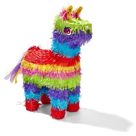 Home Decor Catalogue pinata horse multi coloured kmart