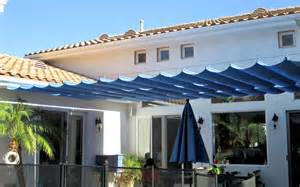 slide awnings slide wire cable awnings superior awning