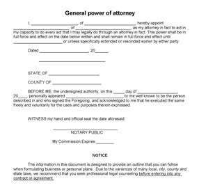 Free Power Of Attorney Template by Business Forms 8ws Org Templates Forms