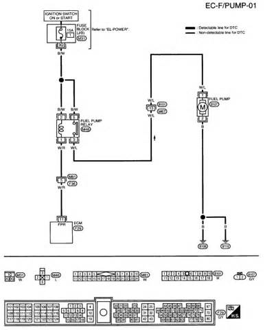 nissan pathfinder fuel wiring diagram nissan get free image about wiring diagram