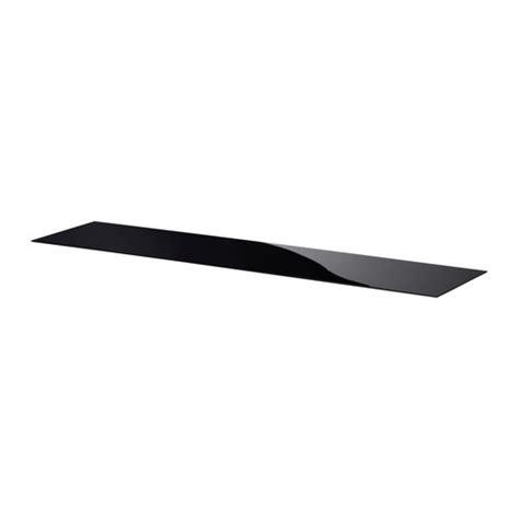 besta 60x40 best 197 top panel glass black 180x40 cm ikea
