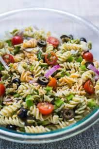 pasta salad vegetarian quick easy pasta salad b britnell