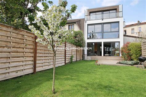 vente maison bois vente maison val de marne fontenay sous bois fontenay sous