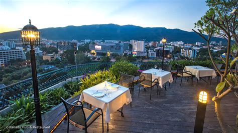 best roof top bars 5 best rooftop bars in chiang mai chiang mai nightlife