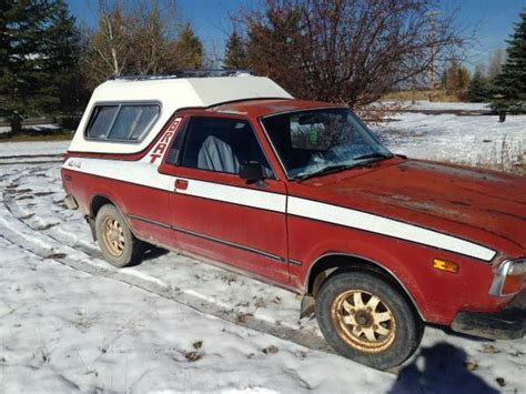 subaru brat for sale craigslist 1981 subaru brat for sale