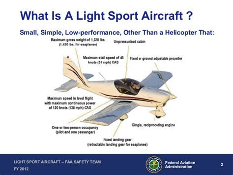 light sport pilot license operation and maintenance of light sport aircraft