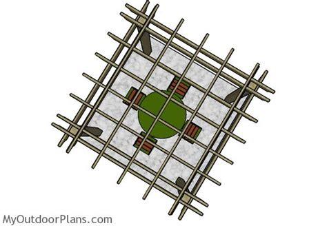 8 x 8 pergola 8x8 pergola plans myoutdoorplans free woodworking