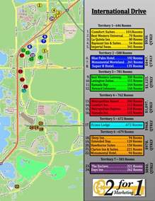 image gallery international drive map
