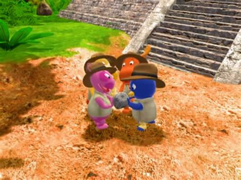 image the backyardigans quest for the flying rock 26 png