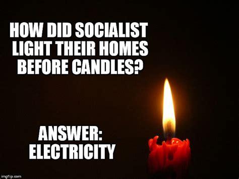 Candles Meme - feel the bern imgflip