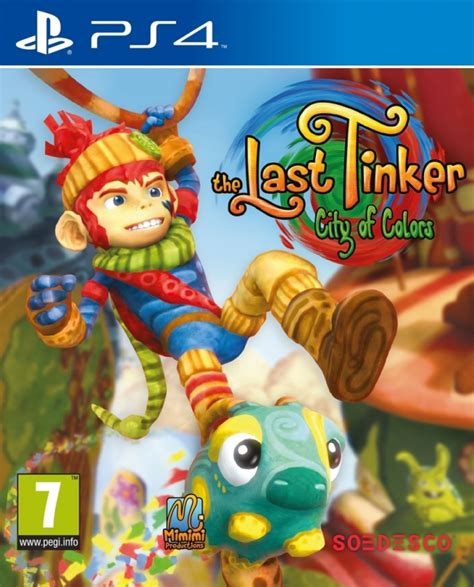 the last tinker city of colors the last tinker city of colors playstation 4 kopen nedgame