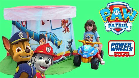 paw patrol power wheels paw patrol power wheels rescue mission save the