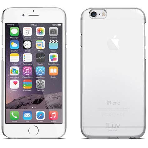 Candid Hardshell For Iphone 6 iluv gossamer clear hardshell for iphone 6 plus 6s ai6pgoss