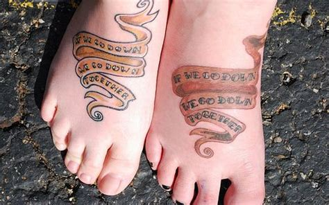 tattoos that go together match1 matching friend tattoos matching friend and