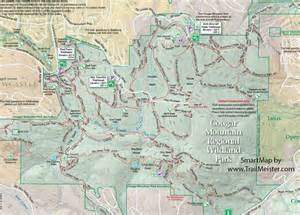 easy tiger us map mountain regional park
