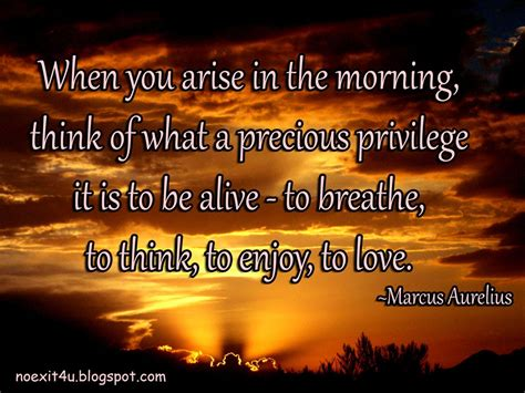 morning quotes pictures when you arise
