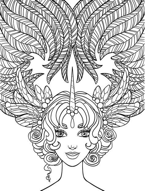 C Coloring Pages For Adults by 10 Hair Coloring Pages Coloring Pages