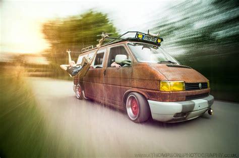 Motorradbekleidung Wolfsburg by Vw T4 Rusty Rat Look Https Www Facebook