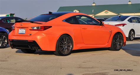 lexus rcf red best of awards 2015 lexus rc f review in 3 videos 170