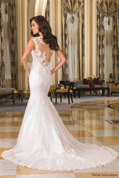Wedding Dresses Justin by Wedding Dress Justin Lace Discount Wedding Dresses