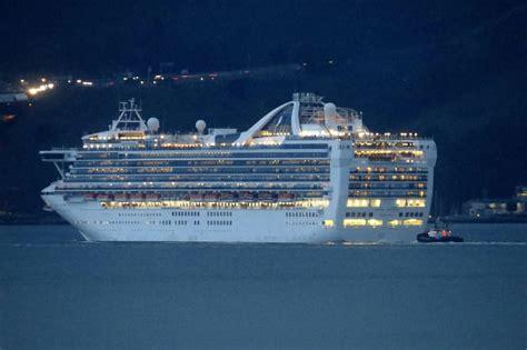 princess cruises grand princess grand princess cruise ship experiences brief power loss