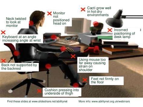 Back Rest Cushion Hr Update Workstation Ergonomics For A Safer More