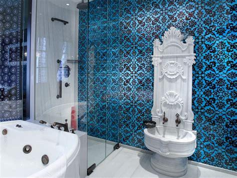 brings the pleasure with turkish bathroom interior