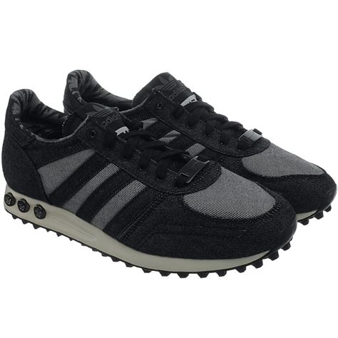 adidas la trainer s low top sneakers suede or canvas casual shoes new ebay
