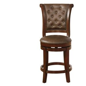 Crown Royal Bar Stools by Crown Regent Transitional Counter Height Stool With